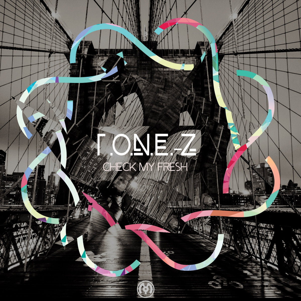 T.O.N.E.-z - Les Rock @ 'Check My Fresh' album (electronic, dubstep)