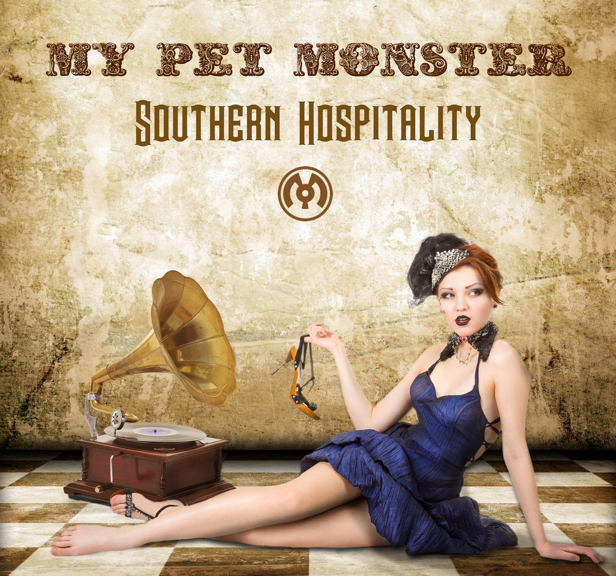My Pet Monster - Southern Hospitality (h00zy do) @ 'Southern Hospitality' album (electronic, dubstep)