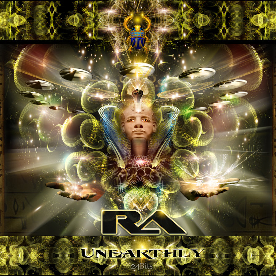 Ra - Ascend @ 'Unearthly' album (electronic, ra download)