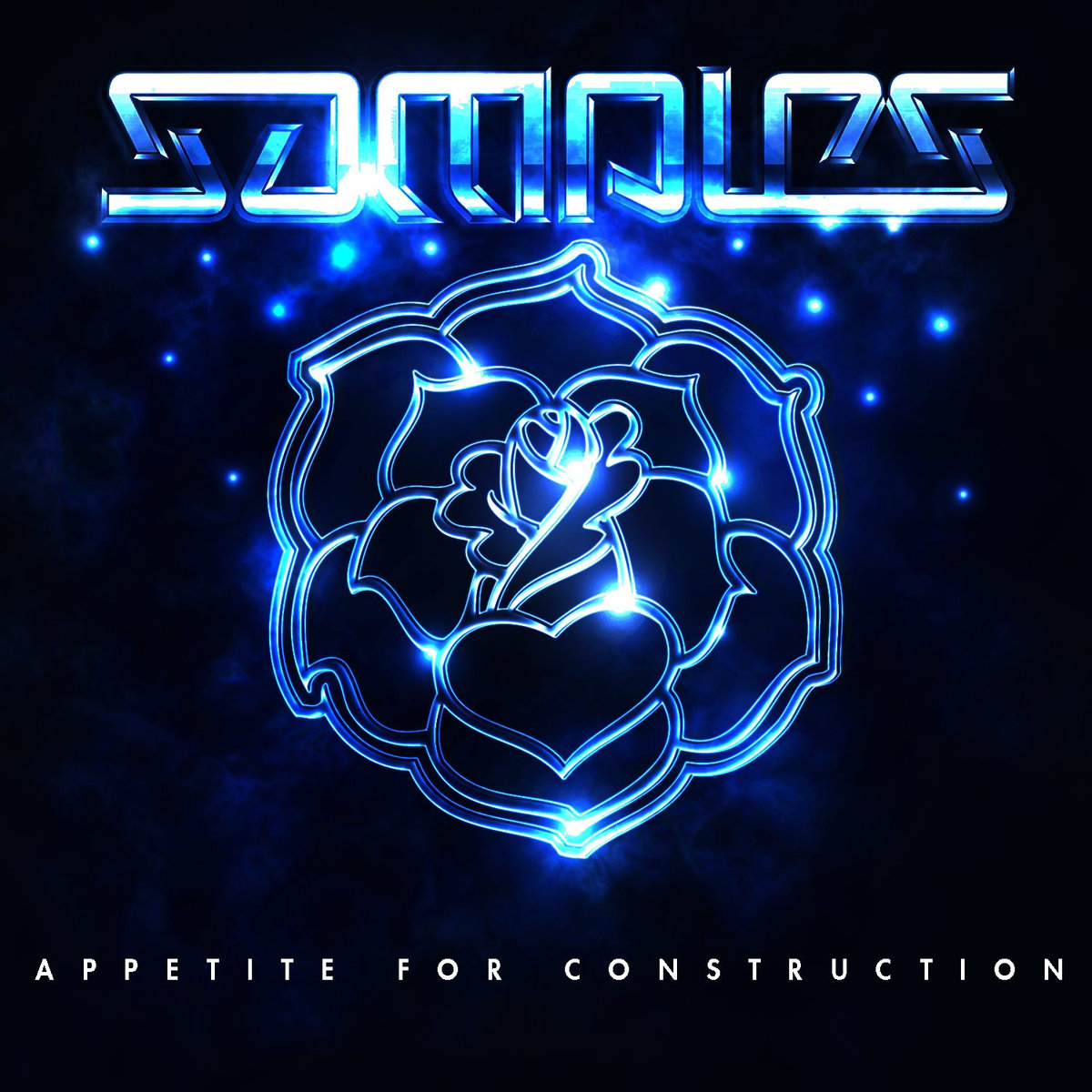 Samples - The Storm @ 'Appetite for Construction' album (electronic, dubstep)