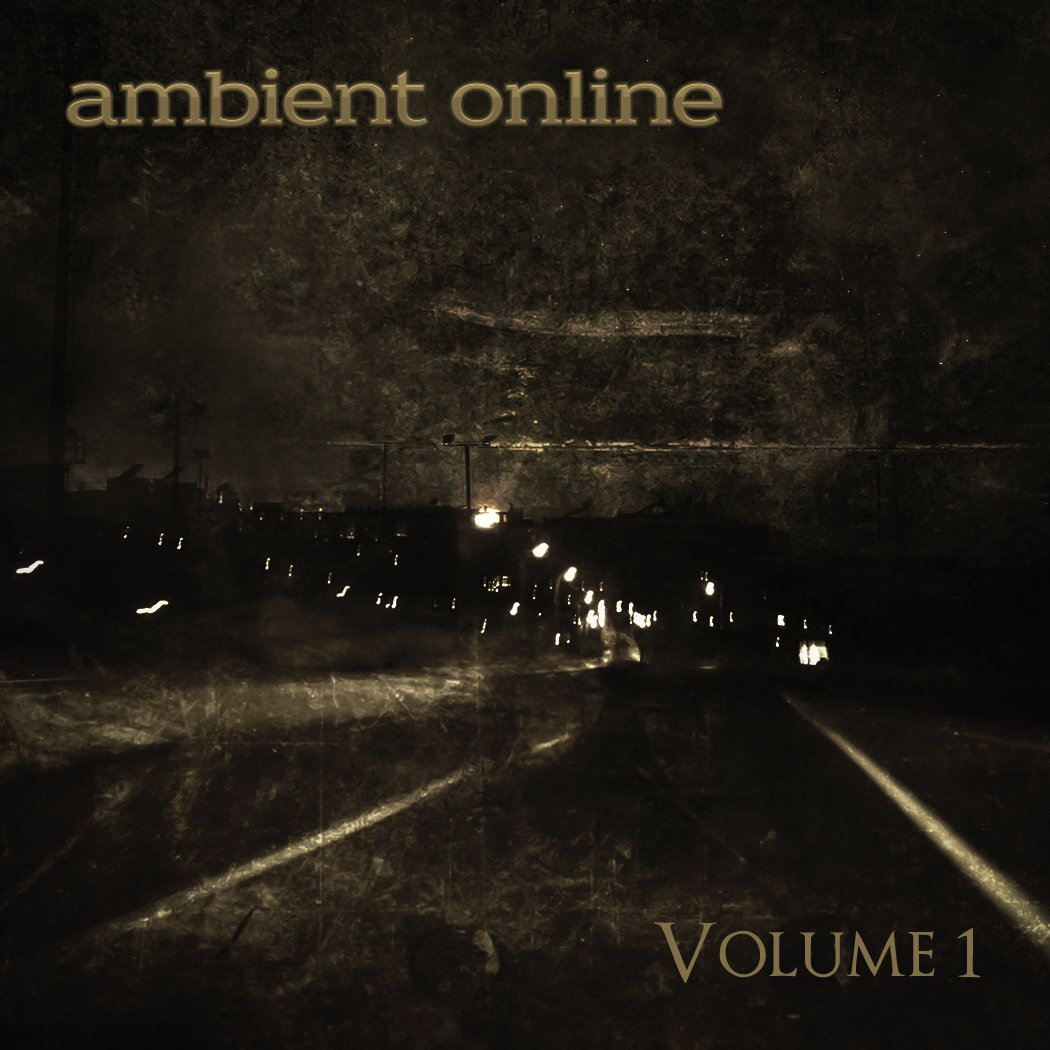 aoVI and Yuroun - Tranquility Base @ 'Ambient Online Compilation - Volume 1' album (ambient, dark ambient)