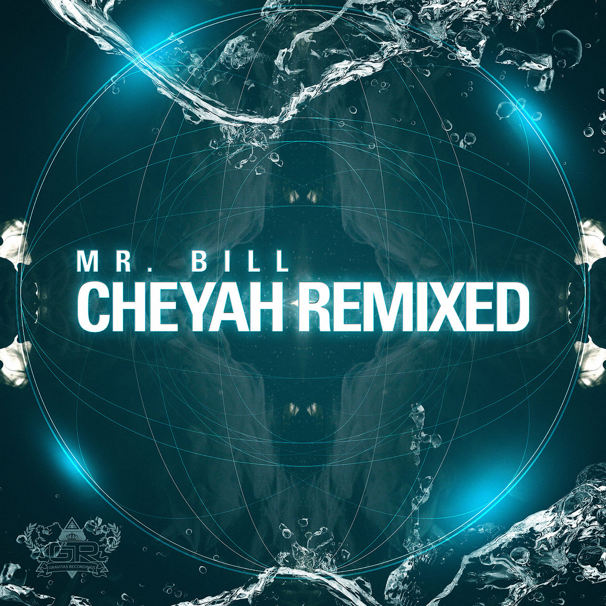 Mr. Bill - Cheyah (Psymbionic & Great Scott Remix) @ 'Cheyah Remixed' album (australia, idm)