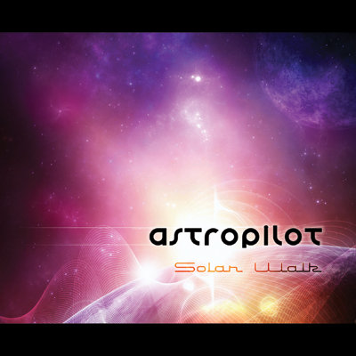 AstroPilot - Between @ 'Solar Walk' album (electronic, ambient)