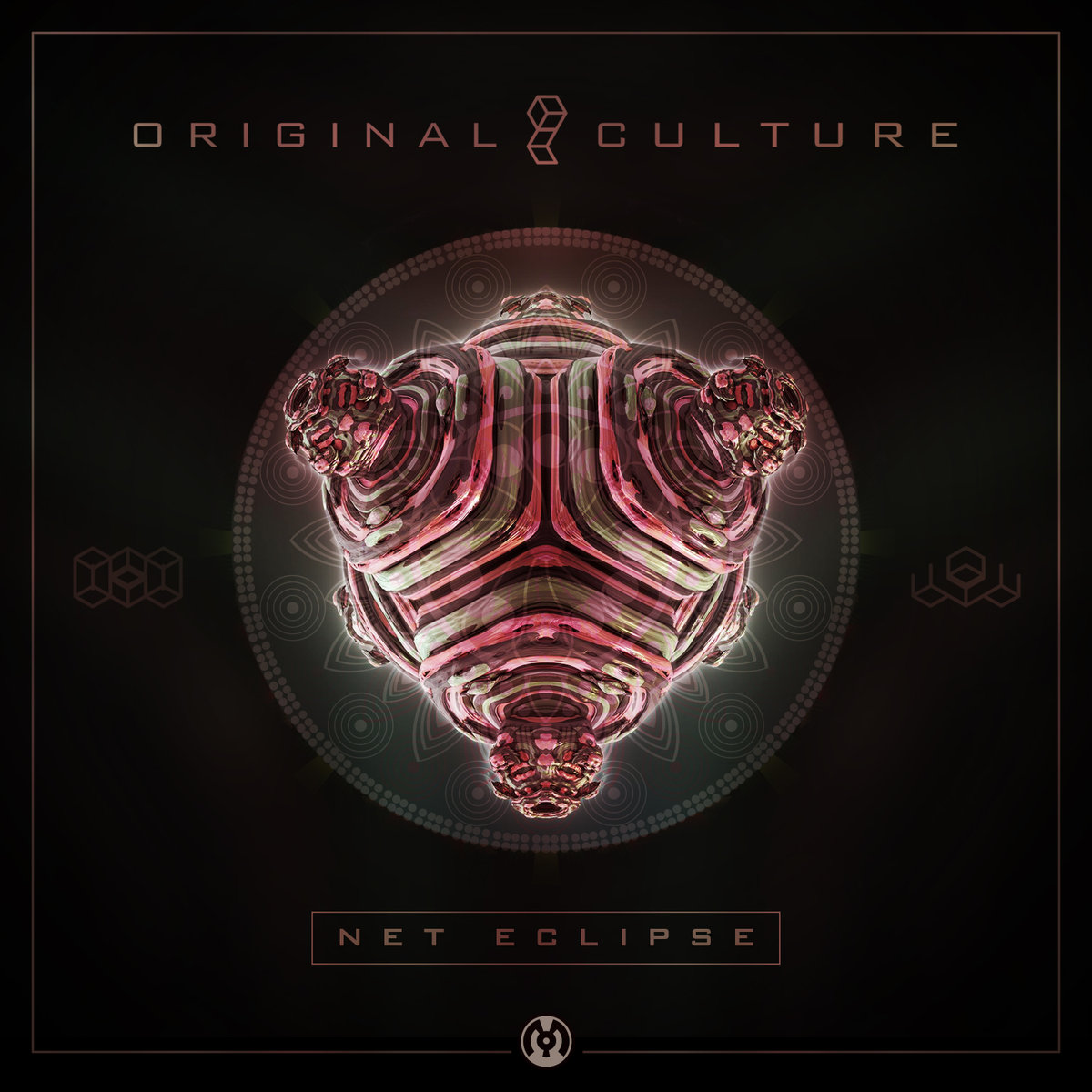Orginal Culture - Hisko @ 'Net Eclipse' album (electronic, dubstep)