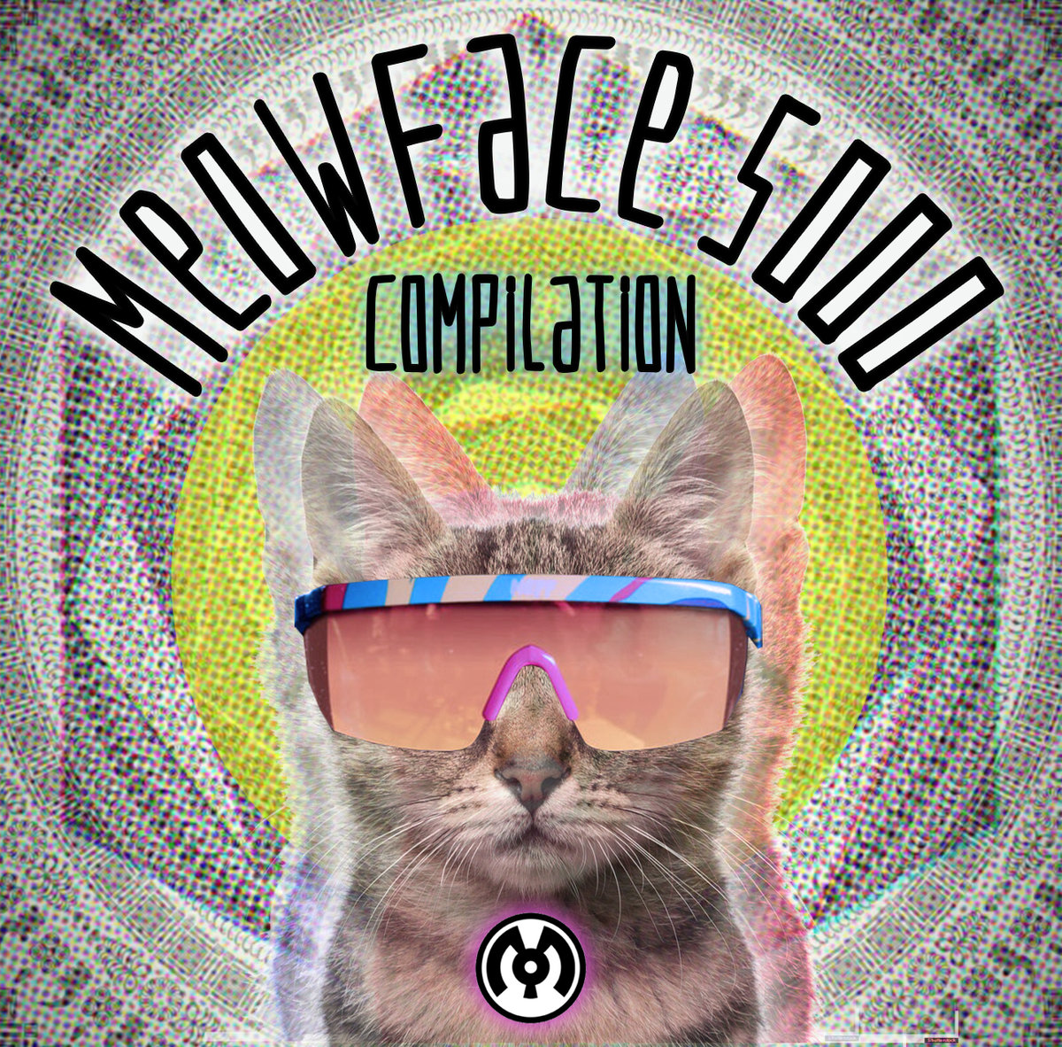 Aversive - Self Defense @ 'MeowFace 5000' album (electronic, dubstep)