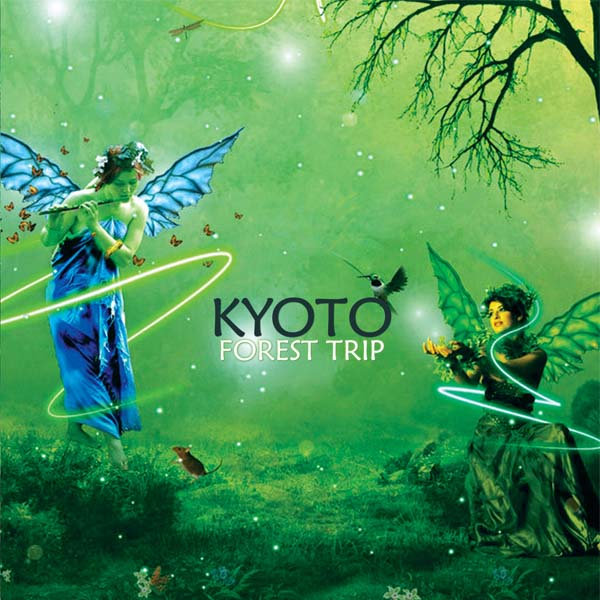 Kyoto - Knockin' To The Heaven Door @ 'Forest Trip' album (ambient, electronic)
