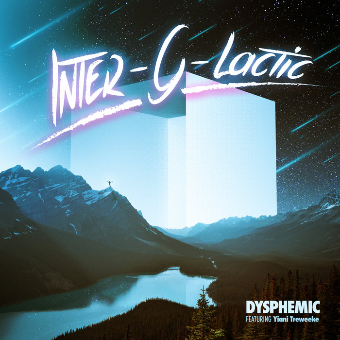 Dysphemic - Inter-G-Lactic (artwork)