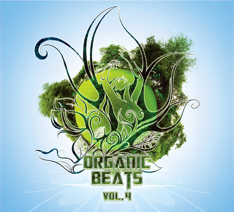 E-MANTRA - Riding on the Dunes @ 'Organic Beats Vol.4' album (electronic, organic beats flac)
