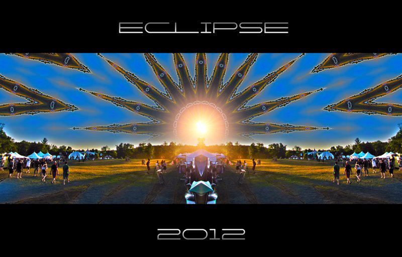 DJ Zen - Eclipse Festival 2012 - (Dawn Set)