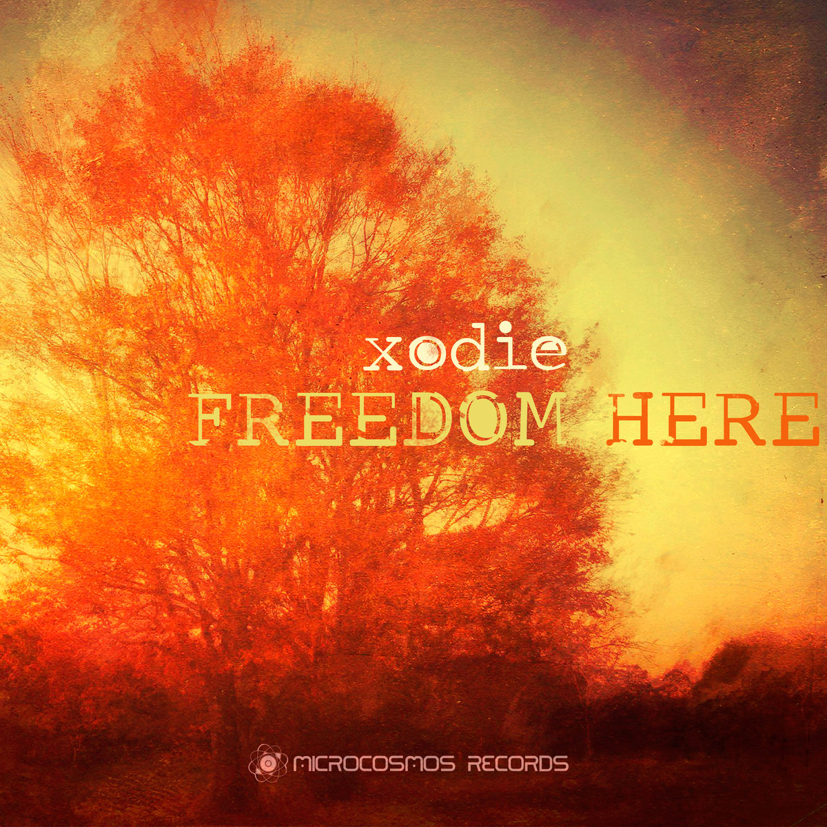 Xodie - Deepration @ 'Freedom Here' album (ambient, chill-out)