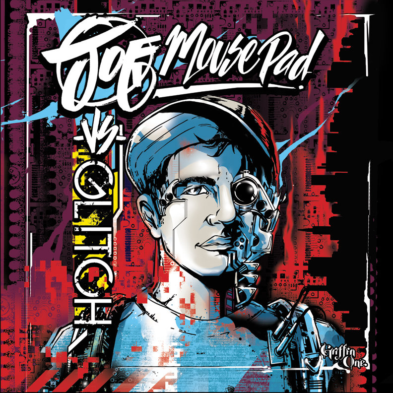 Joe Mousepad - Joe Mousepad vs. Glitch Hop (artwork)