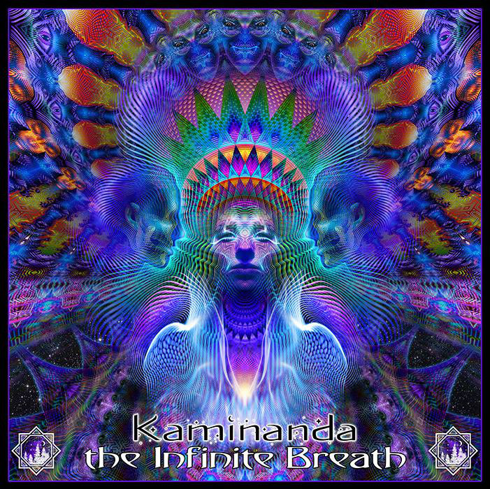 Kaminanda - Blue Lotus @ 'The Infinite Breath' album (electronic, kaminanda)