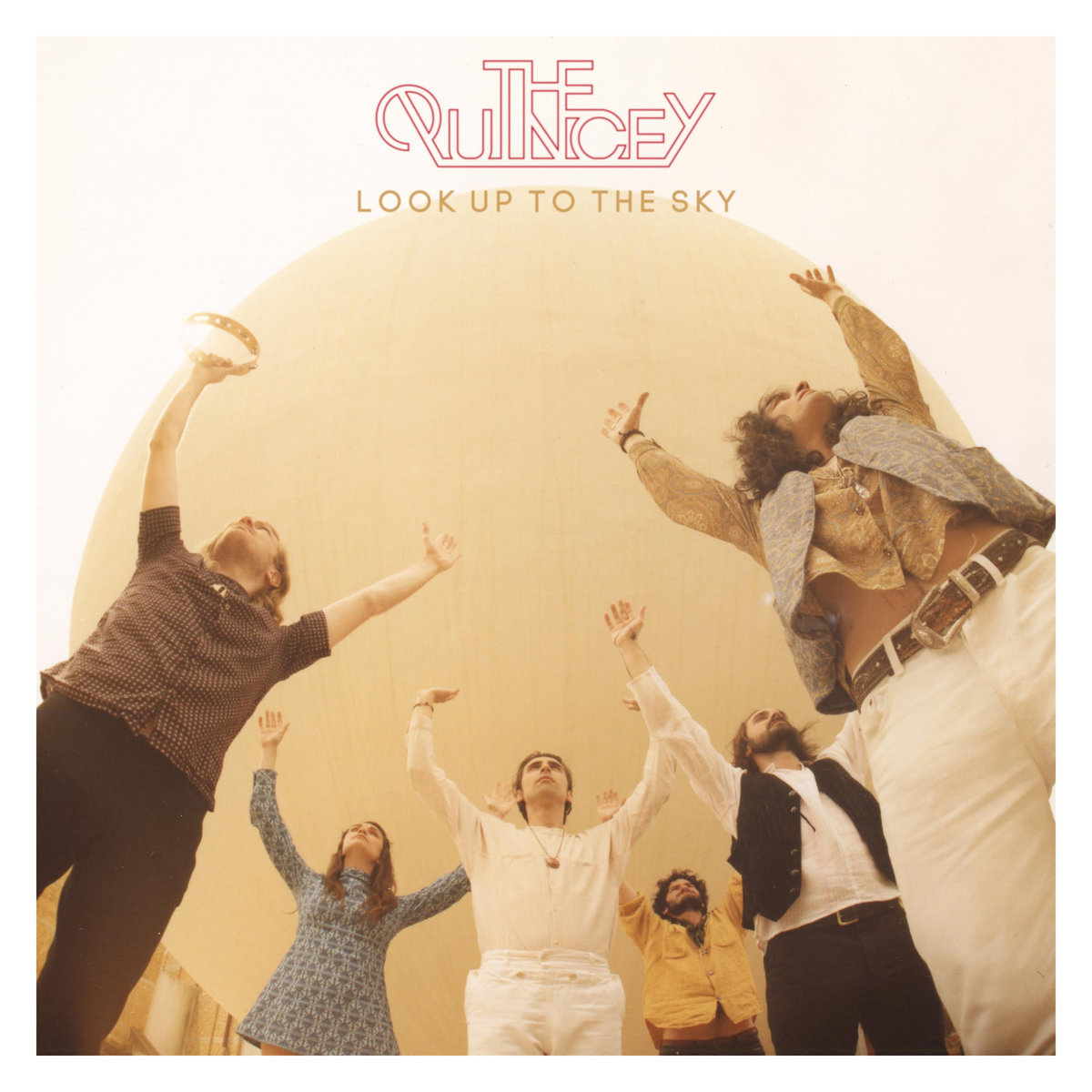 The Quincey - Not Alone @ 'Look Up To The Sky' album (alternative, united kingdom)