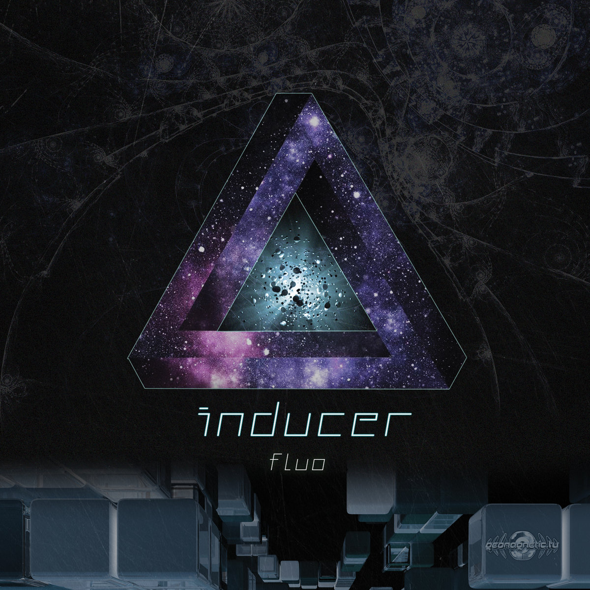 Inducer - Aurum @ 'Fluo' album (electronic, goa)