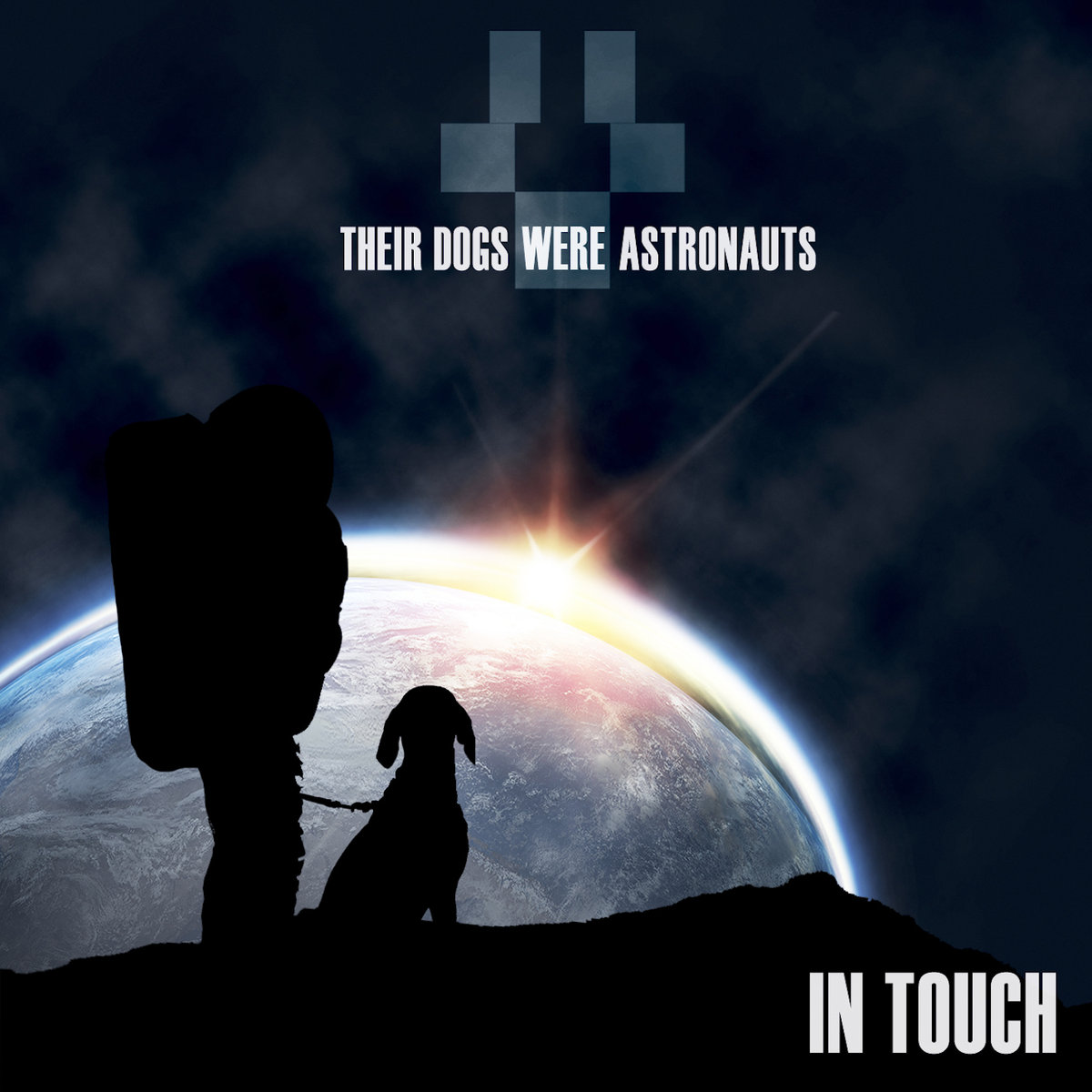 Their Dogs Were Astronauts - Lucid Night @ 'In Touch' album (instrumental metal, metal)