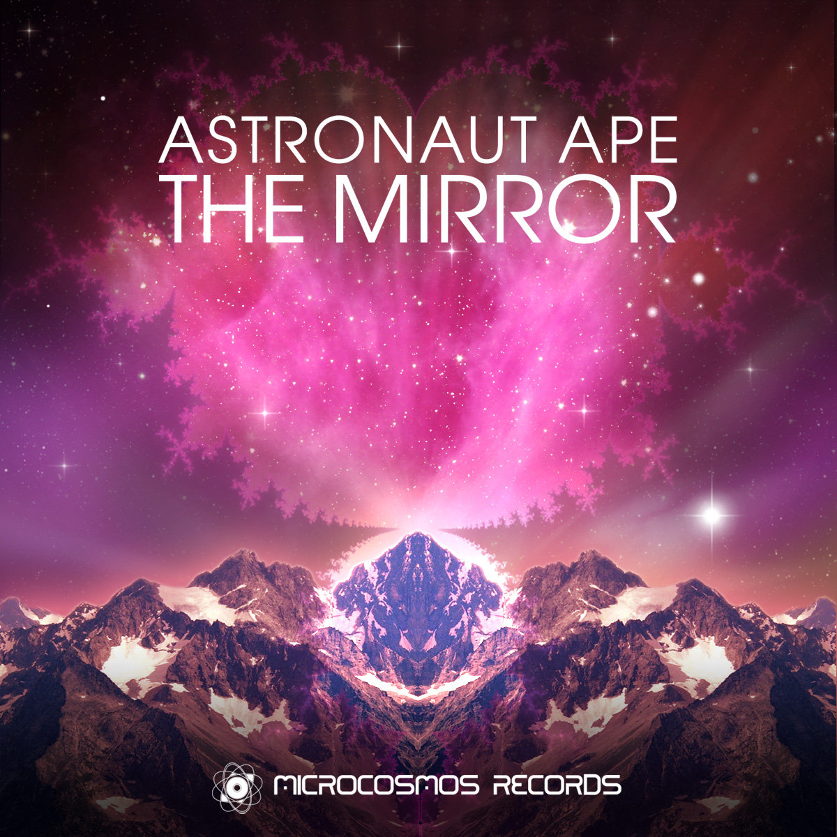 Astronaut Ape - Stars Around Me @ 'The Mirror' album (ambient, chill-out)