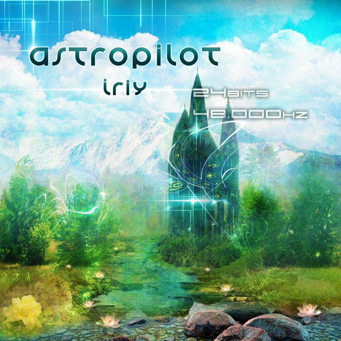 AstroPilot feat. Mikrokosmos - Veda @ 'Iriy' album (electronic, ambient)