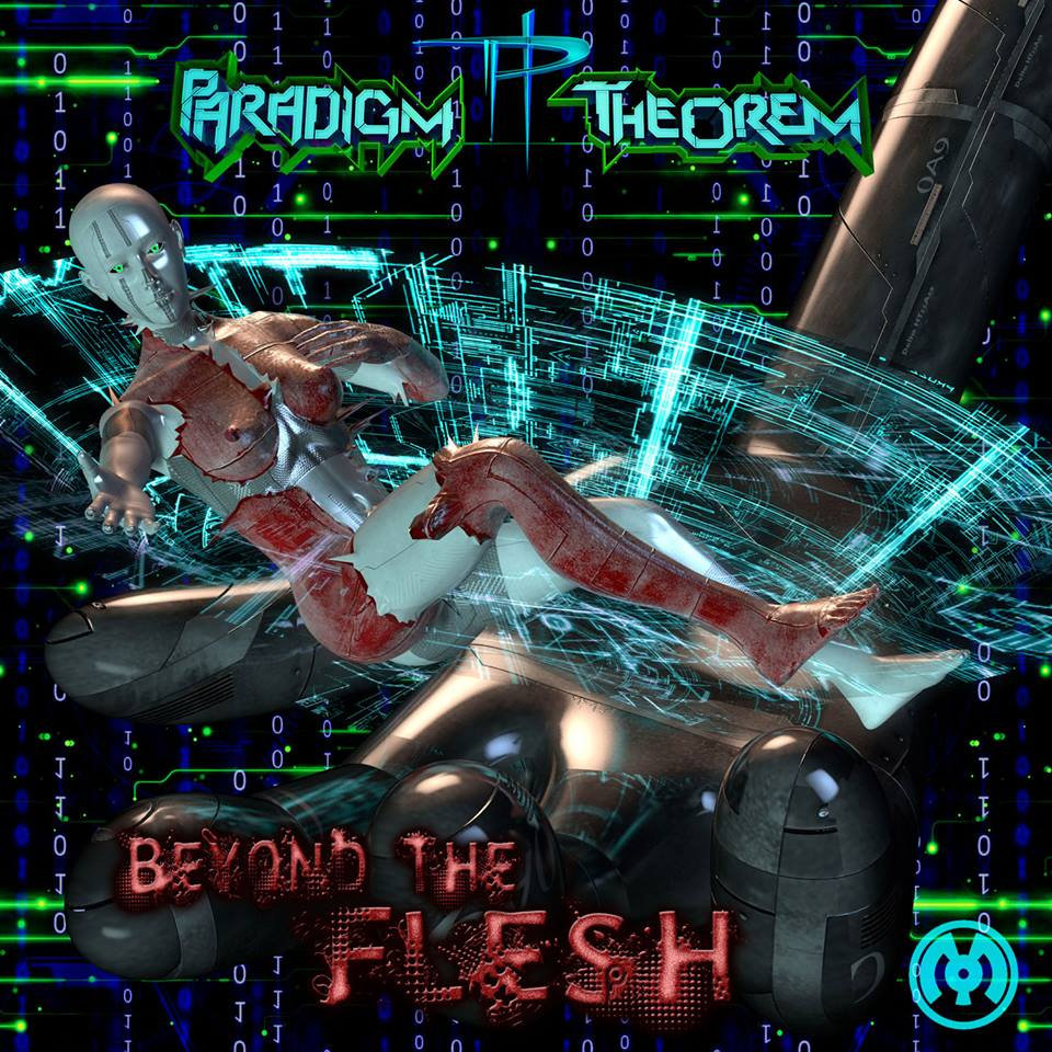 Paradigm Theorem feat. Nishia - Plugging in @ 'Beyond the Flesh' album (electronic, dubstep)