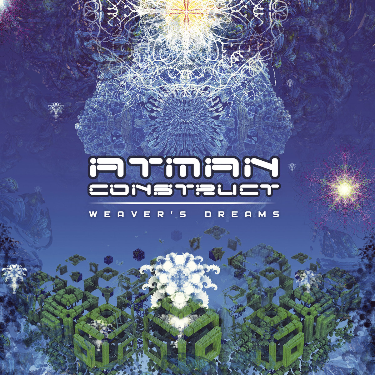 Atman Construct - Digital Renaissance @ 'Weaver's Dreams' album (electronic, united kingdom)