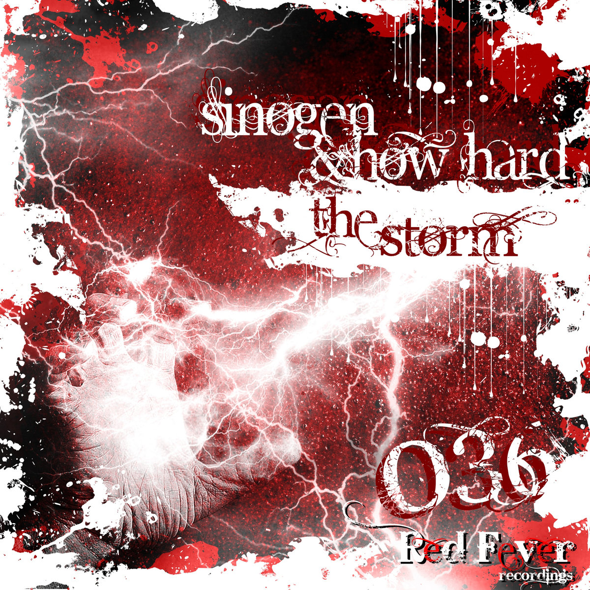 Sinogen & How Hard - Blind Faith (Dissident Remix By Demanufacturer) @ 'The Storm' album (electronic, demanufacturer)