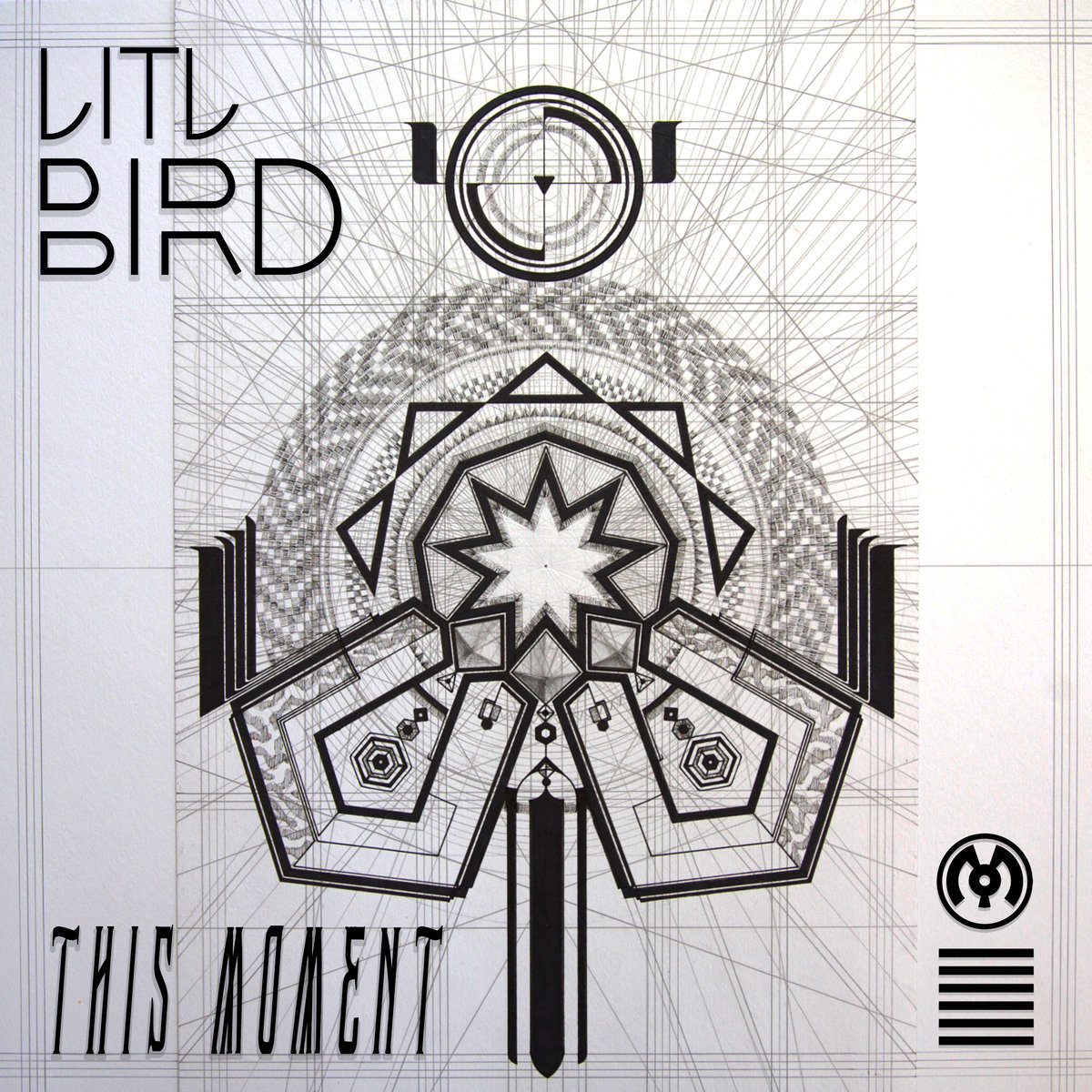 LITLBIRD - BLOSM @ 'This Moment' album (electronic, dubstep)