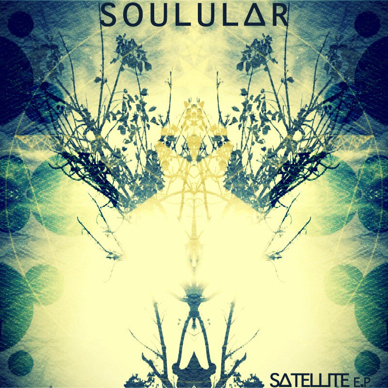 Soulular - The Rhythm @ 'S∆TELLITE EP' album (california, austin)