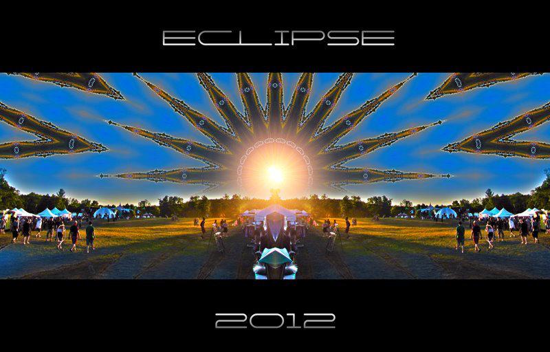DJ Zen - Eclipse Festival 2012 - (Dusk Set)