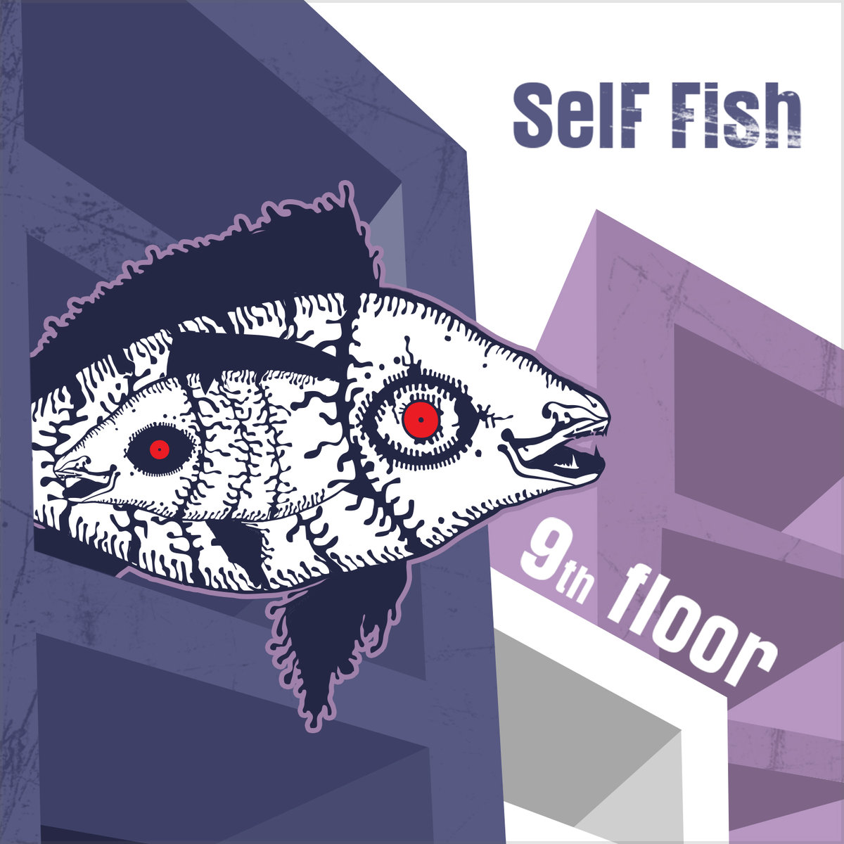 Self Fish - Self Fish @ 'Self Fish' album (electronic, dubstep)