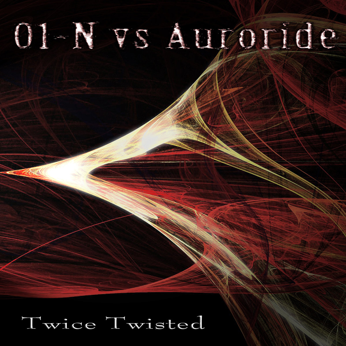 01-N & Auroride - Ion Channel @ 'Twice Twisted' album (electronic, goa)