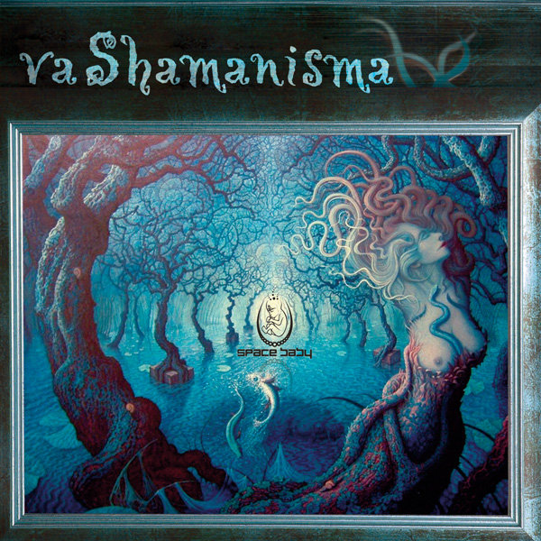 Alienapia - Secret Symbols @ 'Various Artists - Shamanisma' album (ambient, electronic)