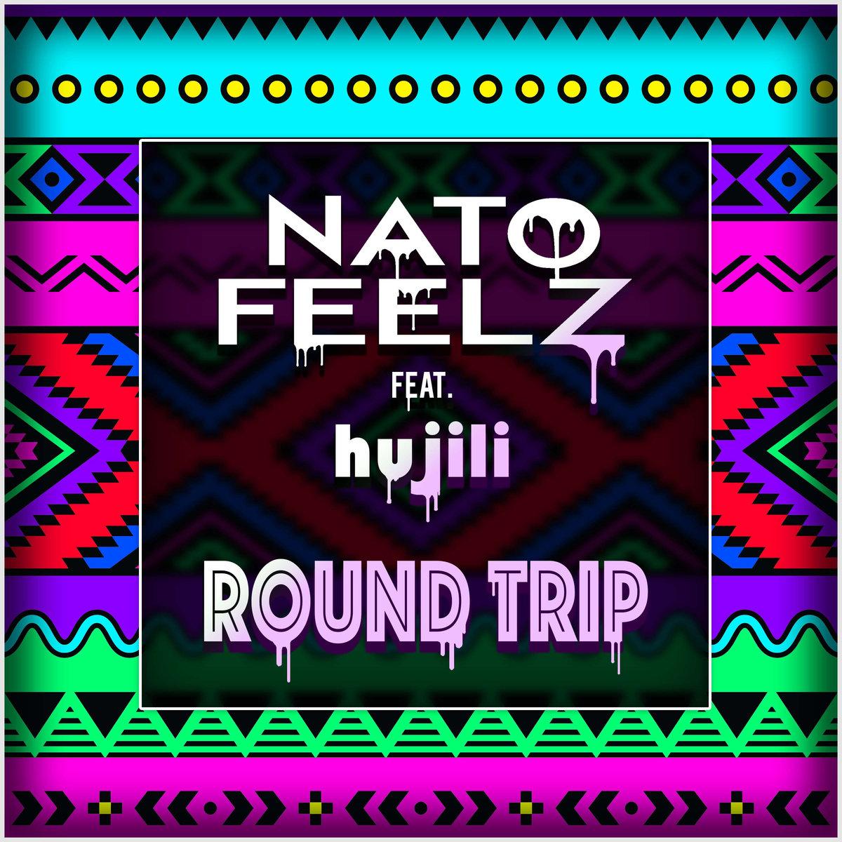 Nato Feelz feat. hujili - Round Trip @ 'Round Trip' album (electronic, dubstep)