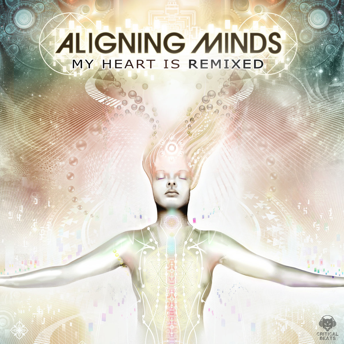 Aligning Minds - Ether Perfect (KiloWatts 'Total Blindness' Remix) @ 'My Heart Is Remixed' album (asheville, baltimore)