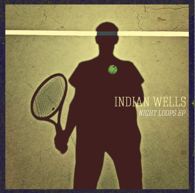 Indian Wells - Love Frequencies (Kelle Remix) @ 'Night Loops' album (alternative, electronic)