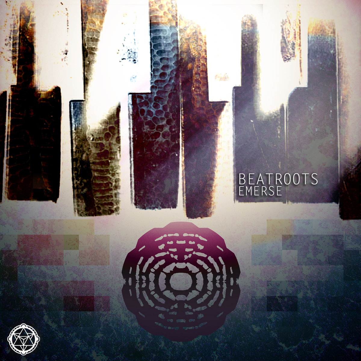 Beatroots - Blazing Past @ 'Emerse' album (electronic, ambient)