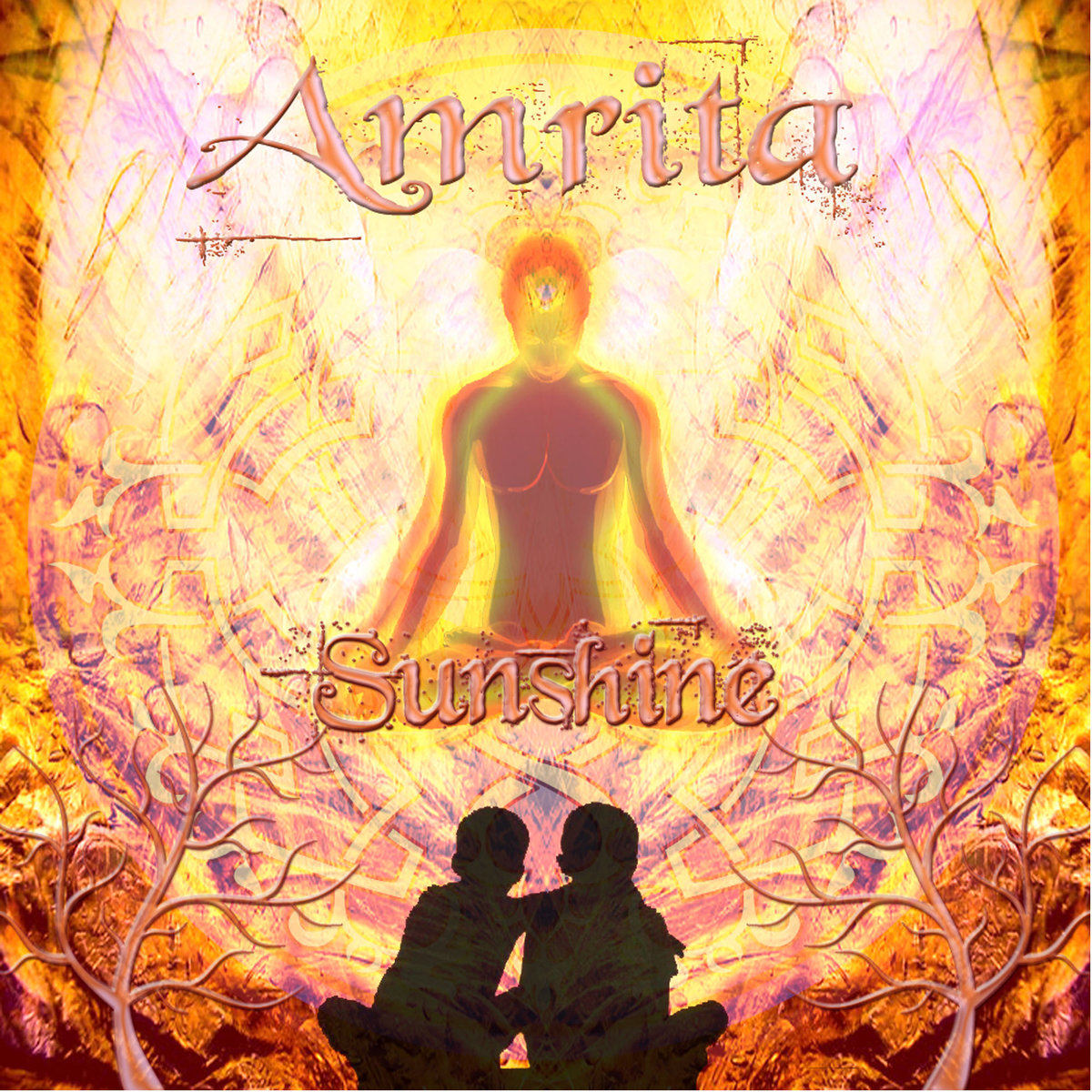 Amrita - Sunshine in Scotland @ 'Sunshine' album (ambient, electronic)