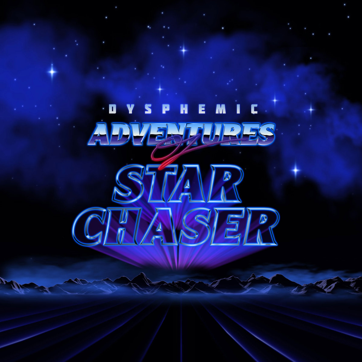 Dysphemic - Moon Cave Party (Warp9 Remix) @ 'Adventures of Star Chaser' album (Austin)