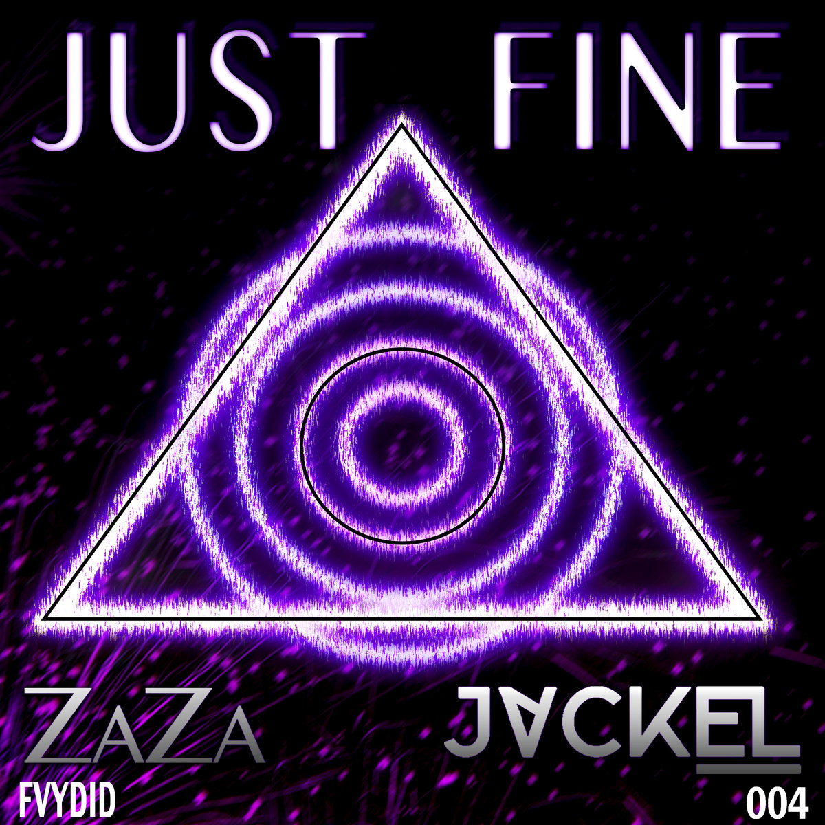 JackEL & ZaZa Maree - Just Fine (dance, edm)