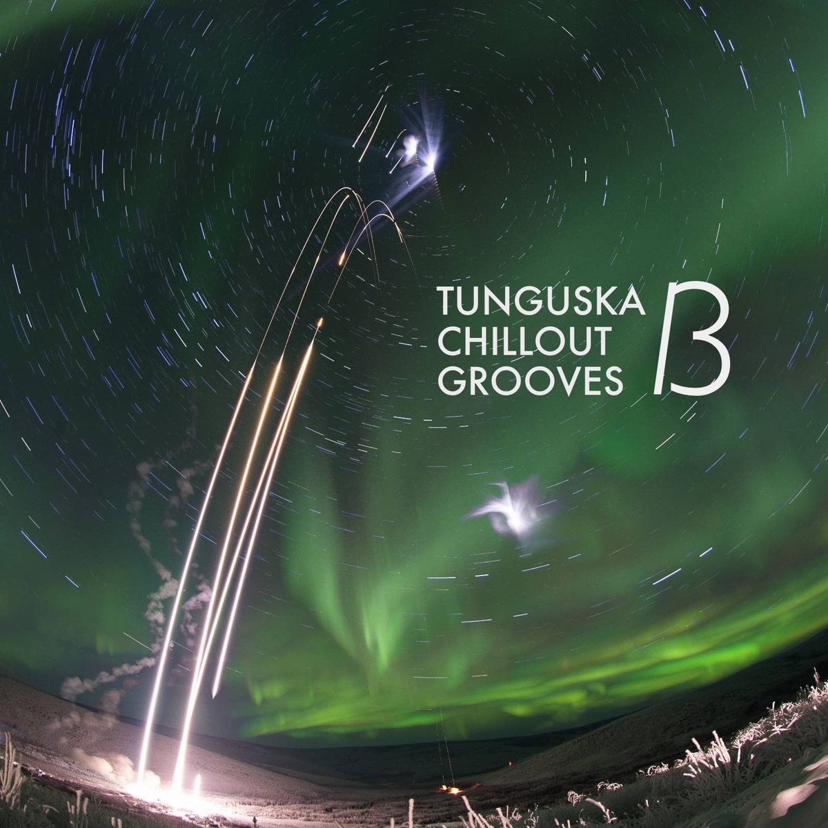 Tunguska Chillout Grooves - Volume 13 (artwork)