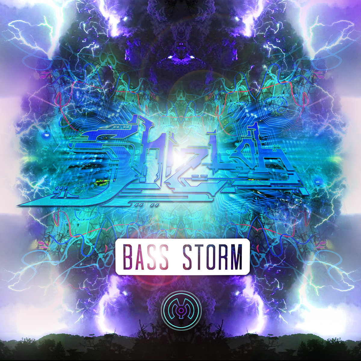 Shizloh - The Good Life @ 'Bass Storm' album (electronic, dubstep)