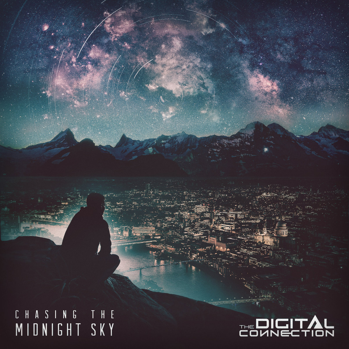 The Digital Connection - Sometimes Stuck @ 'Chasing The Midnight Sky' album (colorado, idm)