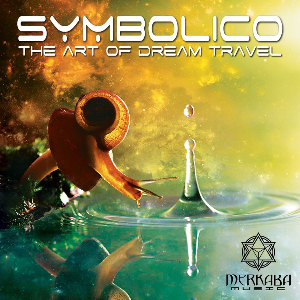 Symbolico - Triptrap @ 'The Art of Dream Travel' album (electronic, future bass)