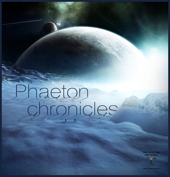MedKit - Moonwalker @ 'Various Artists - Phaeton Chronicles' album (electronic, ambient)