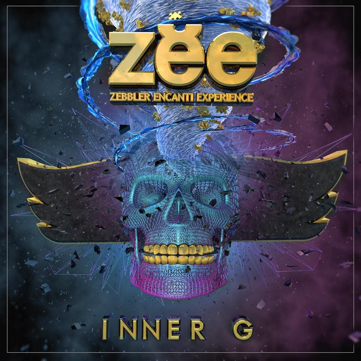 Zebbler Encanti Experience feat. Olivia Dawn - Get Psychic @ 'Inner G' album (psycehdelic, dubstep)