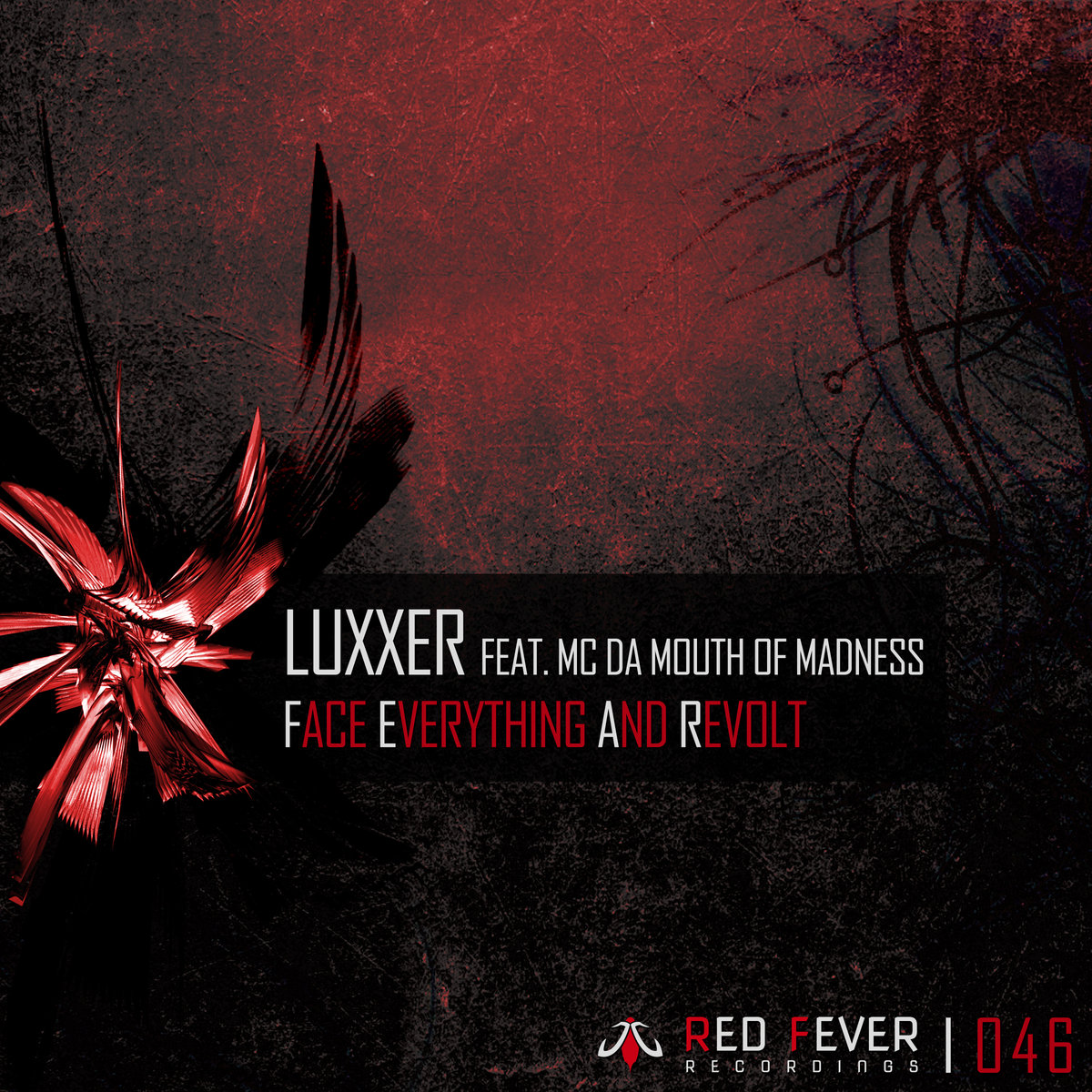 Luxxer feat. Da Mouth Of Madness - Beautiful Insanity @ 'Face Everything And Revolt' album (electronic, da mouth of madness)