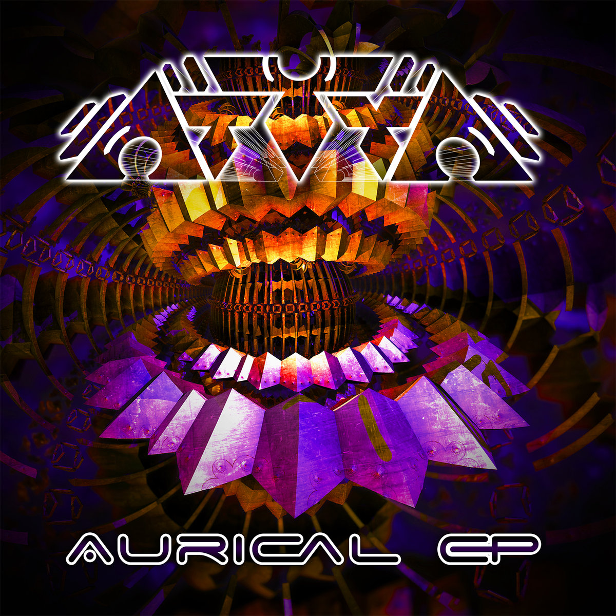 AtYyA - Movement @ 'Aurical' album (432hz, electronic)
