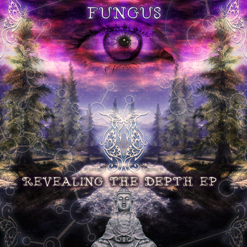 Fungus - Yellow Spore @ 'Revealing The Depth' album (ambient, electronic)