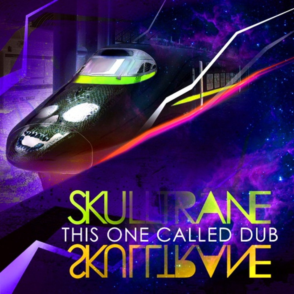Skulltrane - Mirror Elements @ 'This One Called Dub' album (electronic, dubstep)
