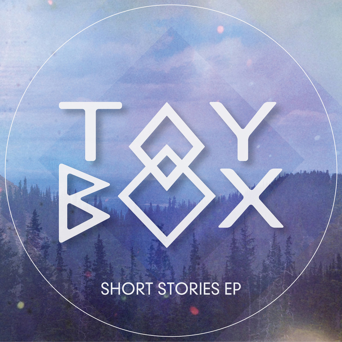 Toy Box - Halo @ 'Short Stories' album (alternative, bass)