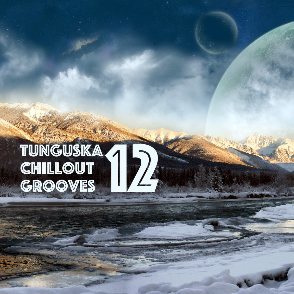 Project Scorpion - Heaven and Earth @ 'Tunguska Chillout Grooves vol.12' album (electronic, ambient)