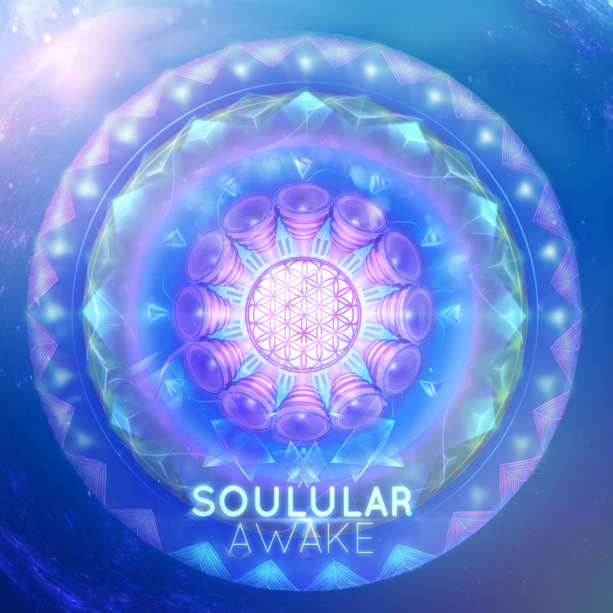 Soulular - I Am @ 'AWAKE' album (los angeles, chill)